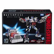 Transformers Movie Masterpiece MPM-04 Optimus Prime Nuevo Vendedor de Reino Unido
