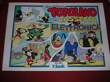 TOPOLINO E LA CASSETTA ELETTRONICA  ( S. G. DAL 25-10-43 AL 5-2-44 ) - ANAF 1984