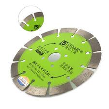 "6"" Diamond Circular Saw Blades 156mm Stone Granite Marble Concrete Cutting Disc"