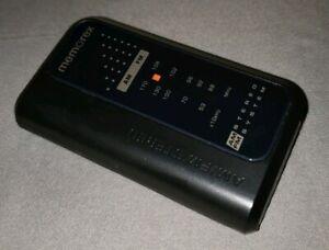 Memorex MR4240 Portable AM/FM Pocket Radio w Belt Clip Tested Works Great!