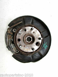 1999 LEXUS GS300 HUB BEARING SPINDLE REAR RIGHT SIDE OEM 99 01 02 03 04