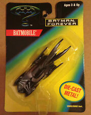 Batman Forever Batmobile vehicle Black car 1:64 Die-Cast