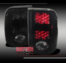 01-05 FORD RANGER PICKUP TRUCK LED ALTEZZA TAIL BRAKE LIGHT BLACK/SMOKE 02 03 04