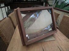 Handmade Pine Display Cabinets