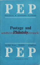 1957 Review Booklet on Goverment's Attitude to Postage & Philately. Free Uk Post