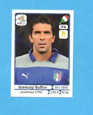 PANINI-EURO 2012-Figurina n.316- BUFFON - ITALIA -NEW