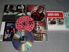 QUIET RIOT X2 CLASSIC ALBUM BOX SET: Metal Health & Condition Critical 2008 Sony