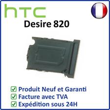 TIROIR PLATEAU SUPPORT CARTE SIM POUR HTC DESIRE 820 - PRODUIT NEUF D'ORIGINE