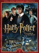 Harry Potter and the Chamber of Secrets - 2 Disc Special Edition DVD
