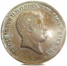 NAPOLI-Due Sicilie (Ferdinando II) 5 Tornesi 1858