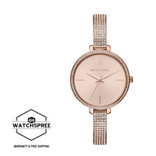 Michael Kors Ladies' Jaryn Rose Gold Tone Watch Mk3785