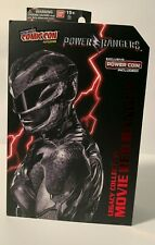 Bandai 2016 Power Rangers Red Movie Legacy Collection NYCC New York Comic Con