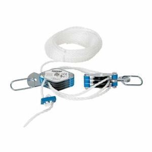 Silverline 180kg Cable Pulley Set 633957