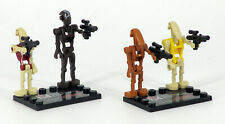 LEGO Minifigures Star Wars - Set of 4 Droids with Weapons