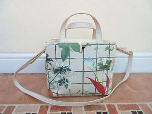 Fiorelli - Womens Cream / Multi Floral Hand / Shoulder Bag