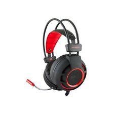 Havit auricular Premium Gaming con microfono y luz roja USB