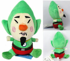"7""The Legend of Zelda The Wind Waker Tingle Plush Toy Kid Stuffed Toy Doll"