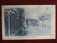 Altare Piazza Mons. Bertolotti- anni 10, viaggiata, animata #12869