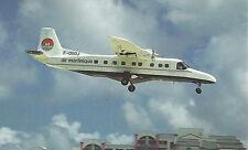 Air Martinique  Dornier 228-202  Postcard