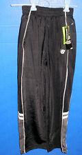 New Balance~Black Warm-Up Athletic Pants~Boys Size 5/6~Nwt