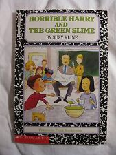 Horrible Harry and The Green Slime - Paperback