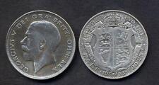 GREAT BRITAIN 1/2 Crown 1923 AG George V