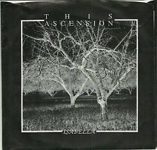 """THIS ASCENSION-ISABELLA 7""""(TESS)CLEAR VINYL"""