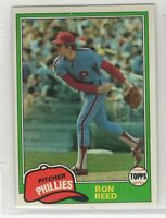 1981 Topps Baseball Philadelphia Phillies Team Set Mike Schmidt & Steve Carlton