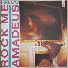 "Falco Rock me Amadeus - Vinyl,Maxi 12"" - DE 1985 - 6.20416 AE"