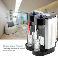 3L Instant Hot Water Boiling Kettle Electric Heating Boiler Tea Maker Dispenser