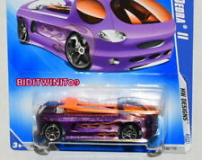 HOT WHEELS 2009 HW DESIGNS DEORA II #04/10 PURPLE