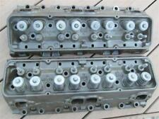 OEM GM 3782461 X Cylinder Heads SBC 327 1962 Corvette Impala 461X Both C142 RARE