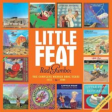 Little Feat-Complete Warner Bros. years 1971-1990 13 CD NUOVO