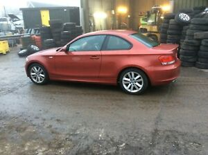 2012 BMW 1 E87 120 COUPE COMPLETE MULTI FUNCTION STEERING WHEEL & AIRBAG