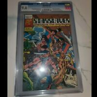 STARSLAYER #2 CGC 9.6  ** 1st ROCKETEER  ** SPECIAL EDITION LATER **