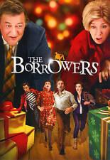 The Borrowers (DVD, 2013) Christmas, Chris Eccleston FREE shipping