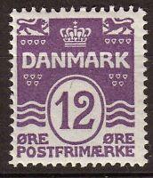 Danmark 1921-30 Christian X. SC A10 #96. MNH P256 P256