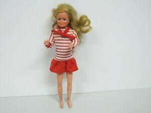 Vintage 1978 Mattel Barbie Skipper Doll Made in Philippines