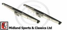 BEK363 - MGB ROADSTER STAINLESS WIPER BLADE 7mm - PAIR - GWB141 GWB141Z