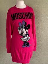 Moschino H&Moschino H&M HM Dress Kleid Minnie Mouse Wool Größe Size S