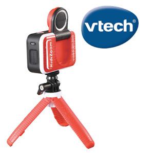 VTech Kidizoom Studio Kids Digital Toy Camera With Tripod & Green Screen Age 5+