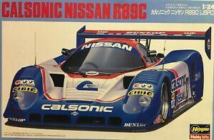 HASEGAWA NISSAN R89C 1/24 SCALE