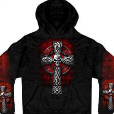 Celtic Cross Pocket Hoodie