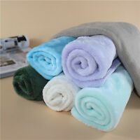 Touch Soft Coral Fleece Pet Blanket For Pets Animals Dogs Puppies Cats Kittens