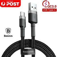 Apple iPad Pro 11 12 2018 BASEUS USB TYPE C MFI Fast Charging Data Sync Cable