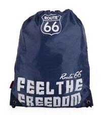 saquito mochila Route 66 ideal para gimnasio cierre con cuerdas