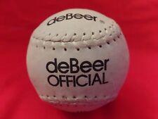 Soft Balls - 1977-82 Vintage - Spalding, deBeer and Dudley