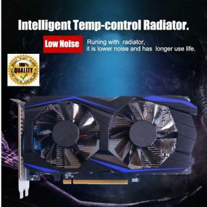 2021 New Gtx1050ti 4g Ddr5 128bit Computer Game Graphics Card GeForce HDMI {Sale