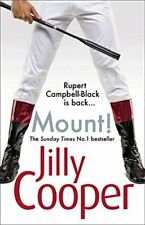 Mount!-Jilly Cooper OBE, 9780552170284