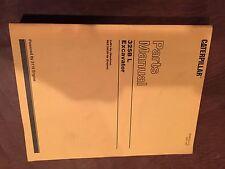 CAT CATERPILLAR 325B 325  L EXCAVATOR PARTS CATALOG MANUAL BOOK 2JR